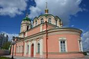 Тюмень. Богородично-Рождественский Ильинский женский монастырь. Церковь Илии Пророка