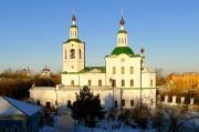 Церковь Вознесения Господня и Георгия Победоносца - Тюмень - г. Тюмень - Тюменская область
