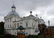 Аргуново. Храмовый комплекс. Церкви Михаила Архангела и Георгия Победоносца