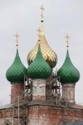Церковь Спаса Нерукотворного Образа - Рыбницы - Некрасовский район - Ярославская область