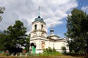 Церковь Параскевы Пятницы - Новодашково - Некрасовский район - Ярославская область