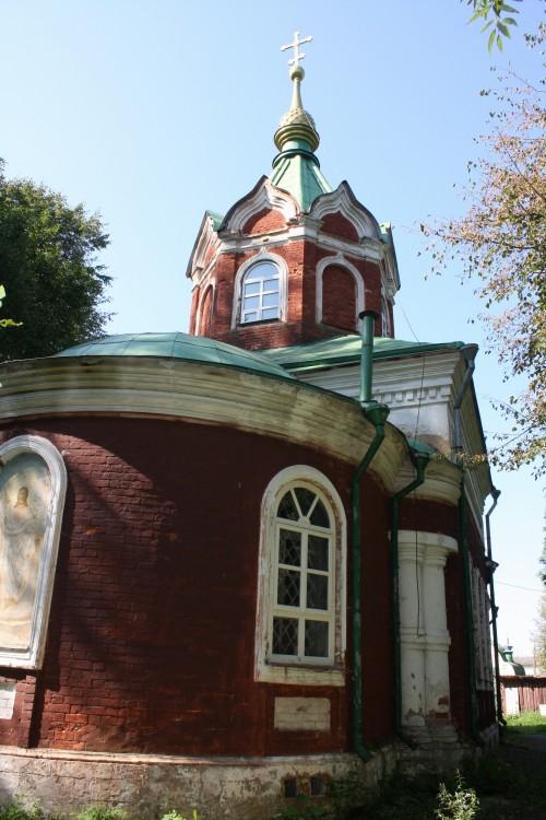 Церковь Введения во храм Пресвятой Богородицы, Калязин