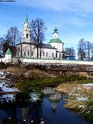 Церковь Спаса Нерукотворного Образа на Запрудне - Кострома - г. Кострома - Костромская область