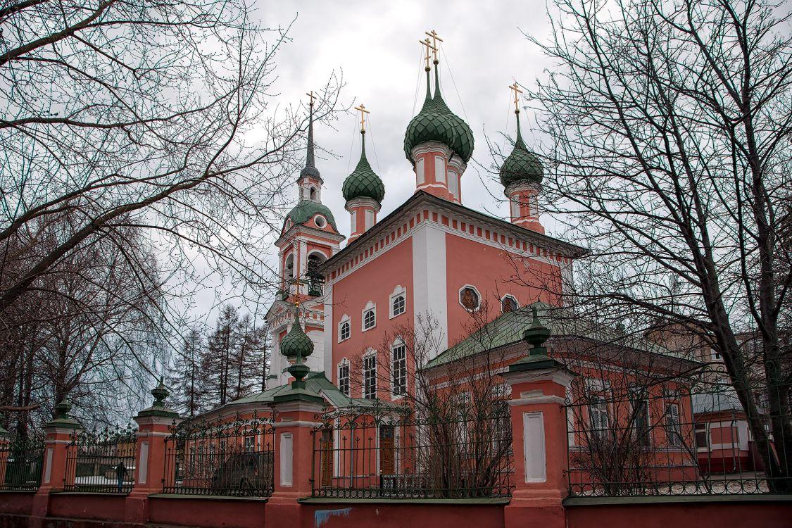 Церковь Иоанна Златоуста, Кострома