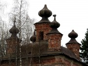 Церковь Рождества Пресвятой Богородицы - Торманово - Чухломский район - Костромская область