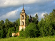 Церковь Собора Пресвятой Богородицы - Коровье - Чухломский район - Костромская область