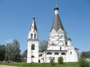 Церковь Богоявления Господня - Красное-на-Волге - Красносельский район - Костромская область