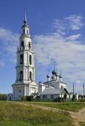 Успенская Тетеринская пустынь - Тетеринское - Нерехтский район - Костромская область