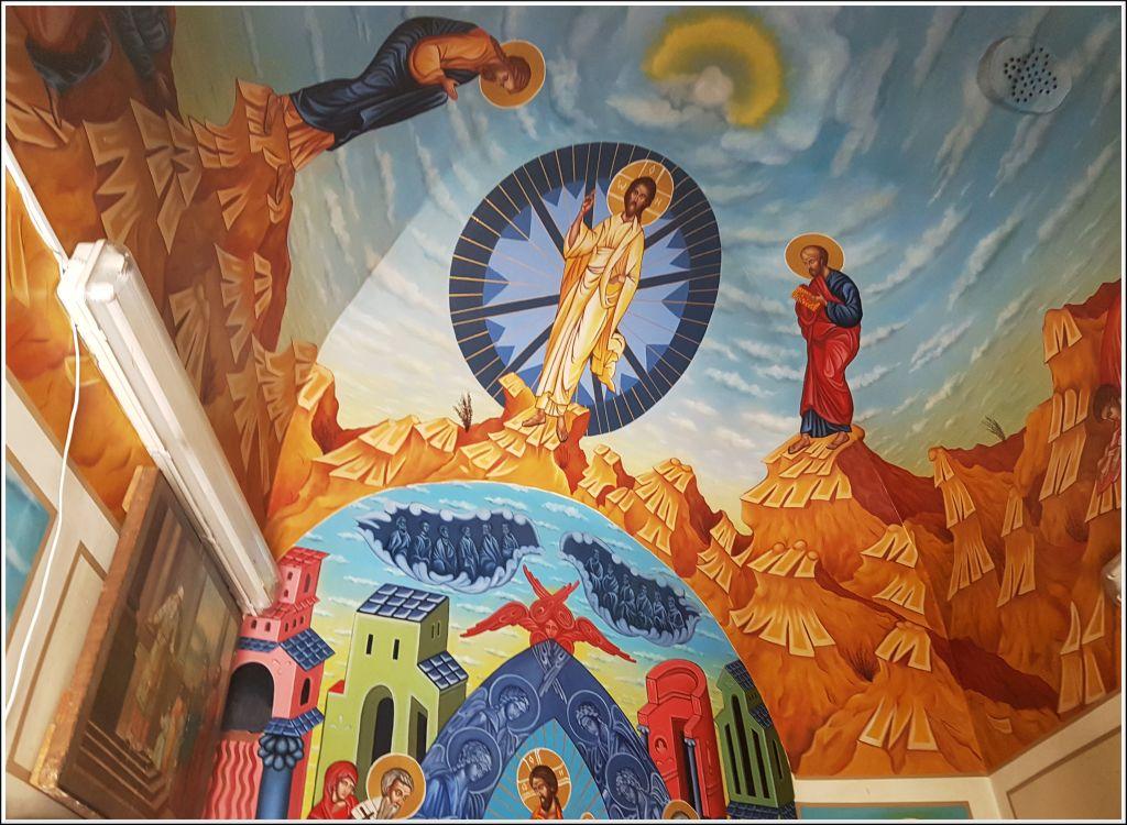 Церковь Спаса Преображения, Нерехта