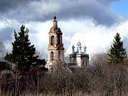 Церковь Воздвижения Креста Господня - Красинское - Приволжский район - Ивановская область