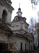 Церковь Спаса Преображения - Лух - Лухский район - Ивановская область