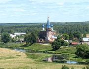 Храмовый комплекс бывшего Благовещенского монастыря - Дунилово - Шуйский район - Ивановская область