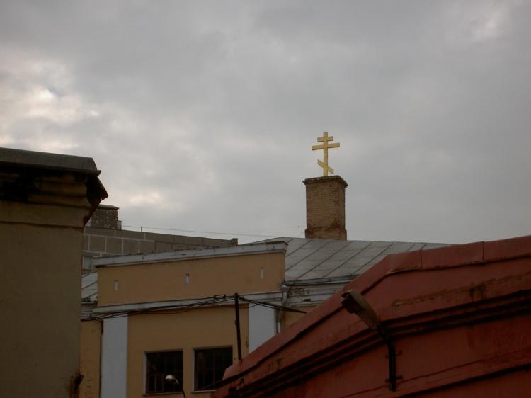 Церковь Иерусалимской иконы Божией Матери за Покровской заставой, Москва