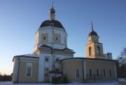 Молжаниновский. Рождества Христова в Черкизове, церковь