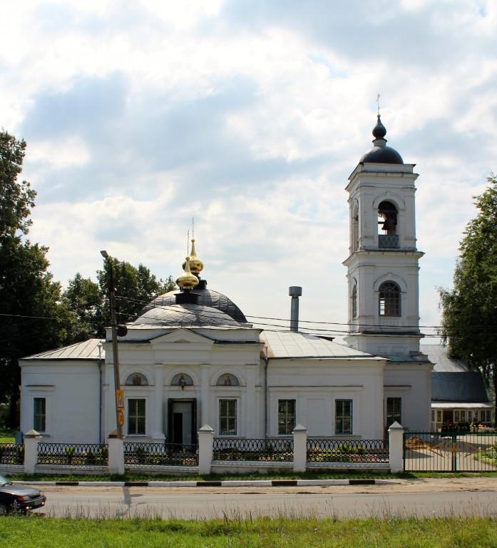Церковь Покрова Пресвятой Богородицы, Кольчугино