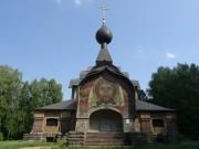 Церковь Сошествия Святого Духа - Фленово - Смоленский район - Смоленская область