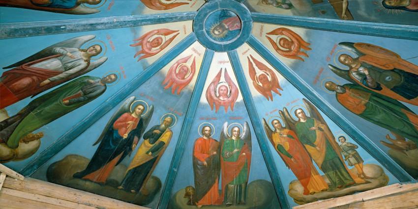 Часовня Параскевы Пятницы, Тырышкино