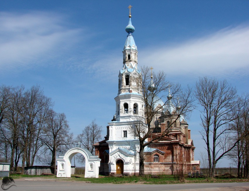 Церковь Рождества Христова, Старополье
