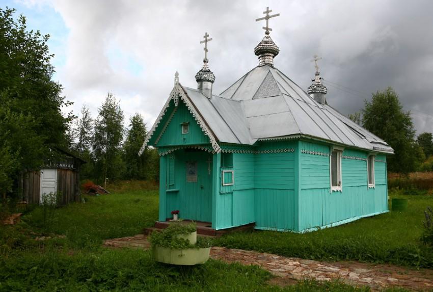 Часовня Троицы Живоначальной, Ивановское