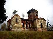 Церковь Воздвижения Креста Господня - Часовенская - Волховский район - Ленинградская область