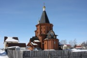Церковь Серафима Саровского - Лотошино - Лотошинский район - Московская область