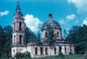 Церковь Николая Чудотворца - Мансурово - Истринский район - Московская область