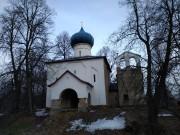 Церковь Олега Брянского - Осташёво - Волоколамский городской округ - Московская область