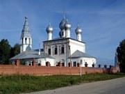 Церковь Воскресения Словущего -  - Нерехтский район - Костромская область