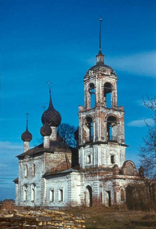 Церковь Сергия Радонежского, Деболовское