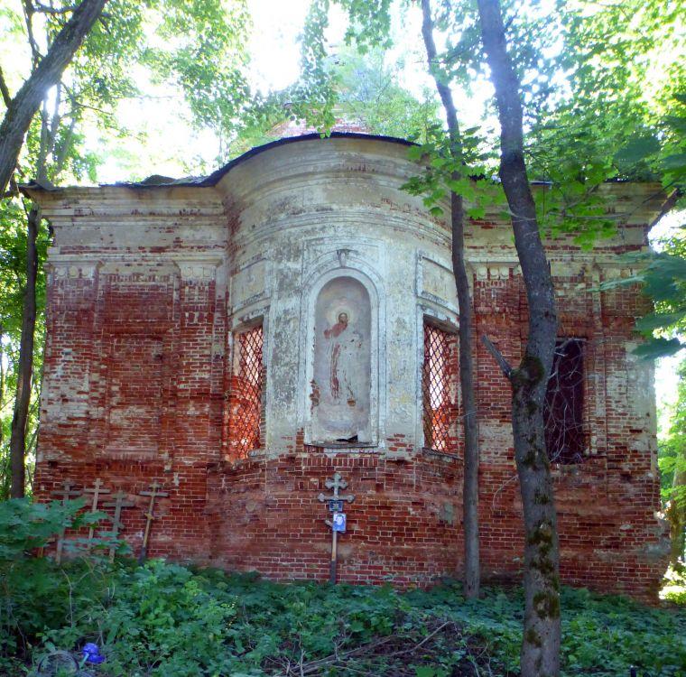 Церковь Спаса Преображения, Климатино