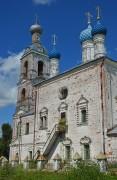 Скнятиново (Никольская с/а). Казанской иконы Божией Матери, церковь