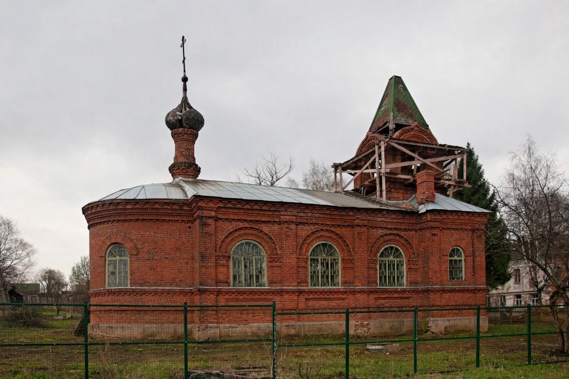 Церковь Тихона Амафунтского-Тутаев-Тутаевский район-Ярославская область