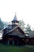 Талицы. Троицы Живоначальной, церковь