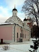 Церковь Троицы Живоначальной в Хорошёве - Хорошёво-Мнёвники - Северо-Западный административный округ (СЗАО) - г. Москва