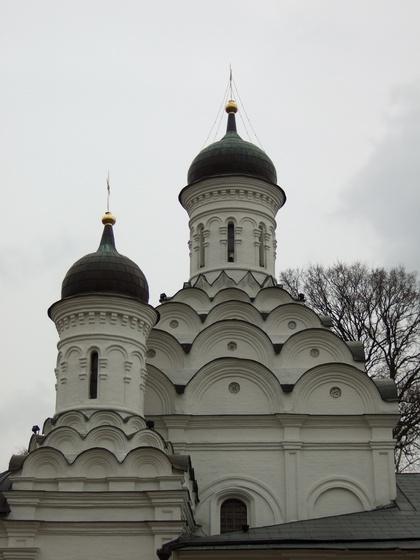 Церковь Троицы Живоначальной в Хорошёве, Москва