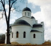 Церковь Казанской Иконы Божией Матери - Ламишино - Истринский район - Московская область