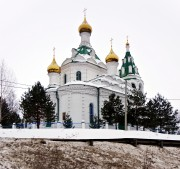 Сысоево. Троицы Живоначальной, церковь