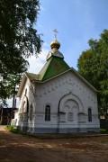 Часовня Григория Пельшемского - Кадников - Сокольский район - Вологодская область