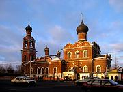 Церковь Спаса Преображения в Тушине - Москва - Северо-Западный административный округ (СЗАО) - г. Москва