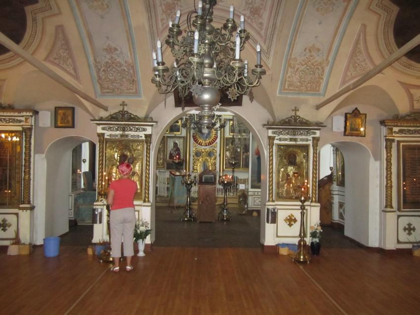 Церковь Владимирской иконы Божией Матери в Куркине, Москва