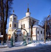 Куркино. Владимирской иконы Божией Матери в Куркине, церковь