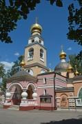 Церковь Спаса Преображения в Переделкине - Москва - Западный административный округ (ЗАО) - г. Москва