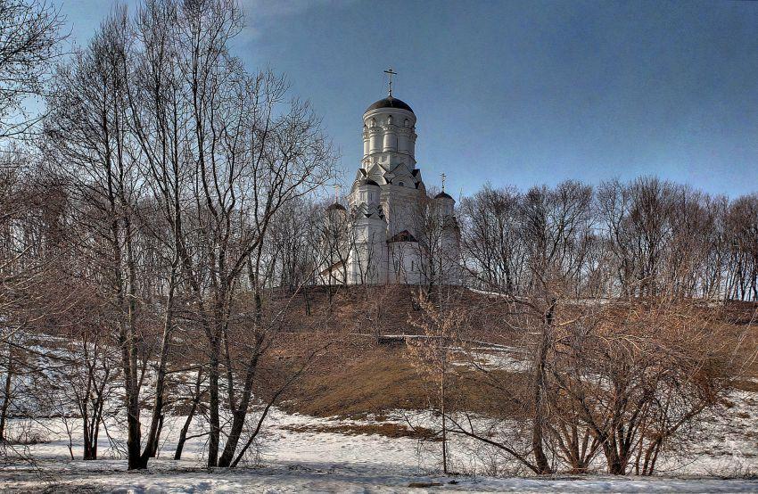 Церковь Усекновения главы Иоанна Предтечи в Дьякове, Москва