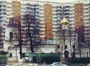 Церковь Благовещения Богородицы в селе Федосьине (Солнцеве) - Москва - Западный административный округ (ЗАО) - г. Москва