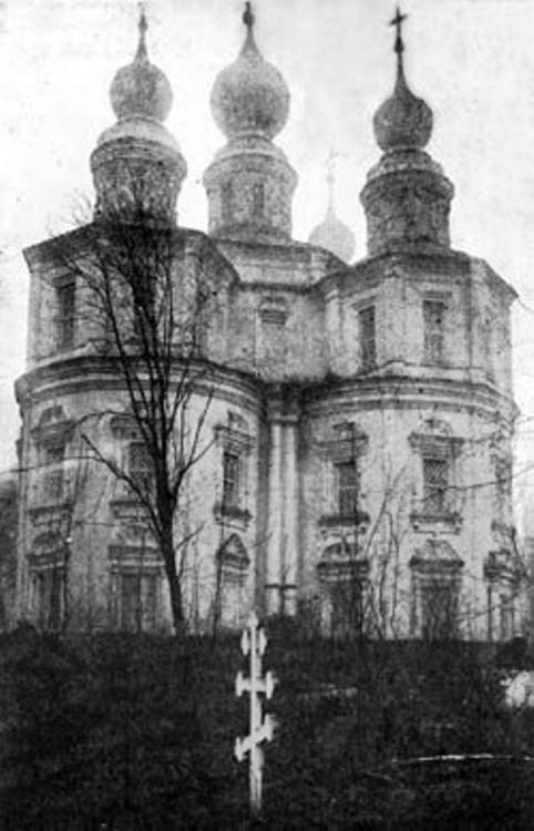 Церковь Казанской иконы Божией Матери в Узком, Москва