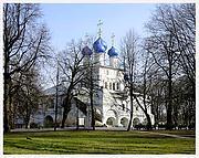 Церковь Казанской иконы Божией матери в Коломенском - Москва - Южный административный округ (ЮАО) - г. Москва