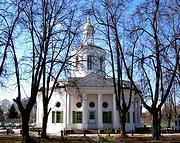 Церковь Влахернской иконы Божией Матери в Кузьминках - Москва - Юго-Восточный административный округ (ЮВАО) - г. Москва