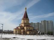 Церковь Усекновения главы Иоанна Предтечи в Братееве - Москва - Южный административный округ (ЮАО) - г. Москва