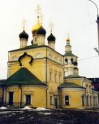 Церковь Троицы Живоначальной в Кожевниках - Даниловский - Южный административный округ (ЮАО) - г. Москва
