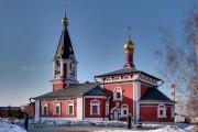 Церковь Николая Чудотворца в Сабурове - Москва - Южный административный округ (ЮАО) - г. Москва
